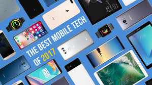 Awards best phones tablets and smartwatches of 2017