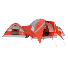 10 Person Connectent 3 Linked Dome Tent Spacious Outdoor Camping ... Tents 179010 Ozark Trail 10person Family Cabin Tent With Screen Weathbuster 9person Dome Walmartcom Instant 10 X 9 Camping Sleeps 6 4 Person Walmart Canada Climbing Adventure 1 Truck Tent Truck Bed Accsories Best Amazoncom Tahoe Gear 16person 3season Orange 4person Vestibule And Full Coverage Fly Ridgeway By Kelty Skyliner 14person Bring The Whole Clan Tents With Screen Room Napier Sportz Suv Room Connectent For Canopy Northwest Territory Kmt141008 Quick C Rio Grande 8 Quick