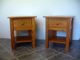 craftsman style end tables done ravenview