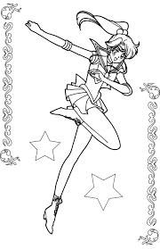 Pictures Sailor Jupiter Coloring Book S Pinterest In