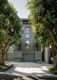 100 Feldman Architecture Designs San Francisco Home With Rooftop Garden