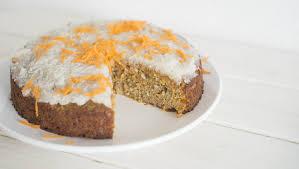 paleo karottenkuchen