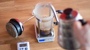 Craft Coffee French Press Brew Guide