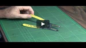 Troubleshooting Led Christmas Tree Lights by Tools For Repairing Led Christmas Light Strings On Vimeo