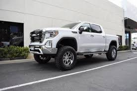 Custom Lifted Trucks In Los Angeles County - Parkway Buick GMC