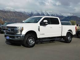 2018 Used Ford Super Duty F-350 LARIAT At Watts Automotive Serving ...