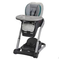 Graco Blossoms 4-in-1 Convertible High Chair Seating System ...