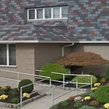 of Nazare Memorial Home Lyndhurst NJ United States Spring landscape at