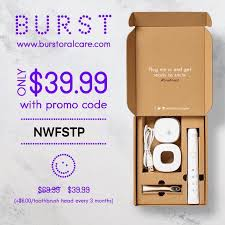 Coupon Code For BURST Sonic Toothbrush, USA & Canada | Deb ... Frequency Burst 2018 Promo Code Skip The Line W Free Rose Gold Burst Toothbrush Save 30 With Promo Code Weekly Promotions Coupon Codes And Offers Flora Fauna 25 Off Orbit Black Friday 2019 Coupons Toothbrush Review Life Act A Coupon For Ourworld Coach Factory Online Zone3 Seveless Vision Zone3 Activate Plus Trisuits Man The Sonic Burstambassador Sonic Cnhl 2200mah 6s 222v 40c Rc Battery 3399 Price Ring Ninja Codes Refrigerator Coupons Home Depot Pin By Wendy H On Sonic Toothbrush Promo Code 8zuq5p