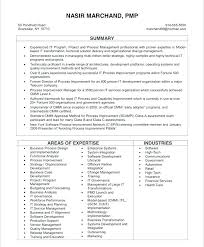 Junior Project Manager Resume Template Construction