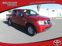 100 Used Nissan Frontier Trucks For Sale PreOwned 2016 SV Crew Cab Pickup In Jacksonville