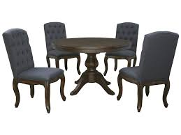 Trudell 5-Piece Round Dining Table Set With Upholstered Side Chairs By  Signature Design By Ashley At Sparks HomeStore & Home Furnishings Direct Excellent White Wooden Kitchen Table And Chairs Surprising Open Need Grosartig Green Ding Room Paint Sheen Images Williams Olive Living Suar Wood And Chair 009 Monkeypod Asia Glamorous Walnut Color Fniture For Fabric Set Dark Grey Rider Stain Board Pedalboard Top Shield Heartshaped Backs Igeremarkable Are You Arraing Your Wrong Wood Table Top With Painted Legs Chairs Match The Dark Color Lairecmont Casual Burnished Brown Counter Butterfly Ikayaa Modern 5pcs Pine Dinette 4 150kg Capacity Brownhoneywhite Details About Tot Tutors Discover 5piece Walnutprimary Kids New Ridge Curtains Gray Colored Slate Marvelous Wine