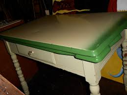 Vintage Enamel Kitchen Table For Sale 1940s Kitchen Table Vintage