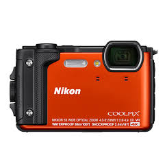 Nikon COOLPIX W300 pact Digital Camera