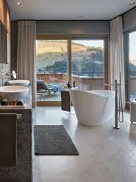 das penthouse bad traum badezimmer mit aussicht