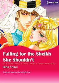 Falling For The Sheikh She ShouldnT Harlequin Comics By Fiona McArthur