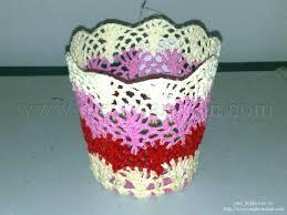 Art Craft Ideas Waste Material Arts Crafts