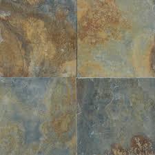 multi color 2 semi gauged slate tile 12x12 16x16 12x24 cost