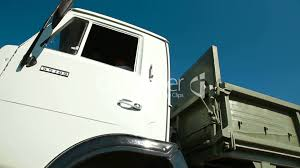 Driving Dump Truck: Royalty-free Video And Stock Footage