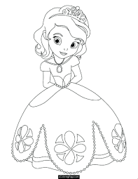 Princess Coloring Pages Rapunzel Disney Games Online Princesses Pdf Image Result Descendants