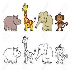 Colección Mis Animales Del Zoo 2018 RBA Coleccionables