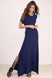 navy maxi dress short sleeve dress navy blue cap sleeve dress 9
