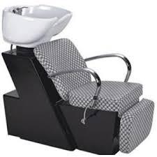 barberpub backwash ceramic shoo bowl sink chair unit station
