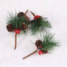 FairyTrees Árbol De Navidad Artificial Pino Natural De Blanco Nevado Material PVC Verdadera Piñas Incluye Soporte De Metal 180 Cm Ft04 180