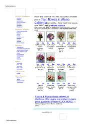 Alamo Flowers And Florists - Online Discount Flower Shop