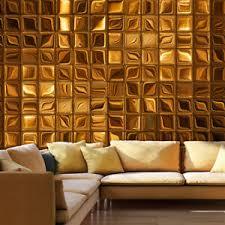 details zu vlies fototapete glas kupfer braun gold tapete schlafzimmer wandbild 3 farbe