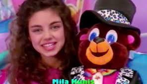 Mila Kunis Leaked Photos Bathtub by Mila Kunis In A 90s Lisa Frank Commercial