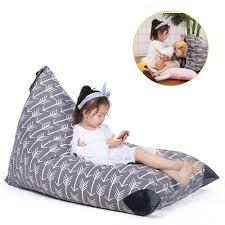 Stuffed Animal Storage Bean Bag Chair For Kids And Adults. Premium Canvas  Stuffie Seat - Cover ONLY (Grey With White Arrows 200L/52 Gal) Childrens Bean Bag Chairs Site About Children Kids White Pool Soothing Company Stuffed Animal Chair For Extra Large Empty Beanbag Kid Toy Storage Covers Your Childs Animals And Flash Fniture Oversized Solid Hot Pink Babymoov Transat Dmoo Nid Natural Amazonde Baby Big Comfy Posh With Removable Cover Teens Adults Polyester Cloth Puff Sack Lounger Heritage Toddler Rabbit Fur Teal Easy With Beans Game Gamer Sofa Plush Ultra Soft Bags Memory Foam Beanless Microsuede Filled Yayme Flamingo Girls Size 41 Child Quality Fabric Cute Design 21 Example Amazon Galleryeptune Premium Canvas Stuffie Seat Only Grey Arrows 200l52 Gal Amazoncom