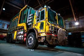 100 Garbage Truck Movies TEENAGE MUTANT NINJA TURTLES 2 Dump Party Wagon Revealed