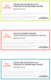 $10 Off A Second Entree At Carrabbas Italian Restaurant ... Tooled Up Promotional Code Hibachi Steakhouse Fairview Park Printable Home Depot Coupons 2018 Carrabbas Pin On Italian Grill Coupons Reginellis Coupon Ac Moore Deals Plus Italian Grill 15 Off Through March 31 In Store Best Buy Coupon Codes Blog Id Zone What Is Brickuponscom Uber 40 Promo Sudies Soul Circus Tickets North Coast 10 A Second Entree At Restaurant Bargains Discount Flowers Arabian Perfumes Where To Get Knotts Scary Farm Wicked Manila