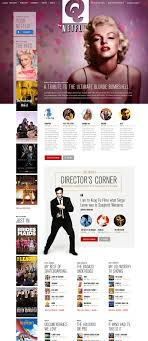 Netflix Q concept websites Pinterest