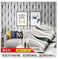 streifen tapete selbst adhesive schlafzimmer warme