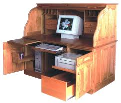 Computer Desks : Amish Computer Desk Mate Solid Wood Rustic Made ... Solid Wood Computer Armoire Hutch Desk Storage Cabinet Home Fniture Astonishing To Facilitate Your Amazoncom Natural Pine Kit Easy Assembly Enchanting Corner Wall Jewelry Reclaimed Wooden Clothing Chest Computer Desk Pating Ideas Armoire A Few Years Ago I Oak White All And Decor Cherry Wood Build An Inexpensive Desks Ikea Tall
