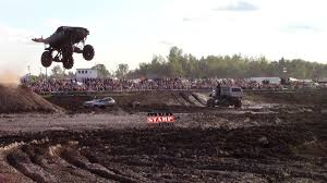 100 Truck Mudding Videos SAIL MEGA TRUCK HUGE AIR Michigan Mud Jam 2015 Must See Mega