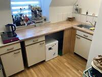 küchenschrank küche verschenken tauschen in untergiesing