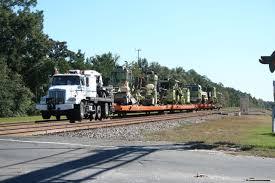100 Railroad Trucks Brandt Truck Railroad CSX Brandt Truck Pulling A Four Car