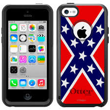 OtterBox muter Apple iPhone 5C Case Rebel Flag Case Trek