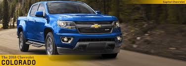 2018 Chevrolet Colorado | Small Truck Model Information | Salem, OR