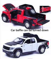 1:32 High Simulation Model Toys Car Styling Ford F150 Raptor Pickup ... Amazoncom Johnny Lightning Jlcp7005 1959 Ford F250 Pickup Truck Ranger 4x4 Black 12v Kids Rideon Car Remote 164 Ln Grain Blue With Red Dump By Top Shelf Replicas Ertl 1994 F150 Replica Toy Youtube Hitch Tow 2018 F350 King Ranch Dually Jeans Greenlight Anniversary Series 5 1967 F100 Ford Transit Rac Recovery Truck 176 Scale Model Castle Toys Svt Raptor Becomes Top Selling Licensed Truck Among Kids Real Rc Fishing Boat Toyf150 Raptor Tckrubicon Wyatts Custom Farm 1956 Bobs Towing 118 Diecast Model