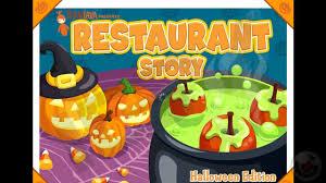 Bakery Story Halloween Edition by Restaurant Story Halloween Iphone U0026 Ipad Gameplay Youtube