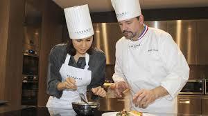 cours de cuisine ferrandi top 10 des meilleurs cours de cuisine avec un grand chef étoilé