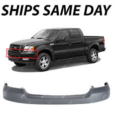 Primered- Front Bumper Upper Valance Cover Cap For 2004-2006 Ford ... 2003 Ford F150 Pickup Truck Automatic With New Cap Crew Cab Ares Site Commander Cap For 092013 Canopies The Canopy Store Are V Series On A 2013 Heavy Hauler Trailers Convert Your Into Camper 6 Steps Pictures Indexhtml Clearance Caps And Tonneau Covers 2016 Bed Cap2 Trinity Motsports Sale Ajs Trailer Center White Getting Leer Topper Installed At Cpw Oracle Lighting 5752001 Offroad Led Side Mirror Pair