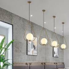 details zu pendelleuchte kronleuchter hängeleuchte deckenleuchte glas kugel deko wohnzimmer