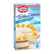 dr oetker cheesecake mix