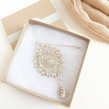 fancy bridal hijab pins party hijab accessory u2013 with a spin