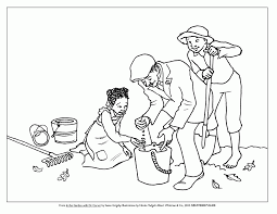 George Washington Carver Coloring Page Home Pages Of Animals